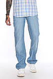 Мужские джинсы Franco Benussi 1208-513 синие, фото 5