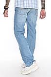 Мужские джинсы Franco Benussi 1208-513 синие, фото 7