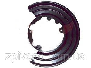 Защита-кожух заднего тормозного.диска IVECO DAILY   Е2-Е3 (VCBA102/42530366), фото 2