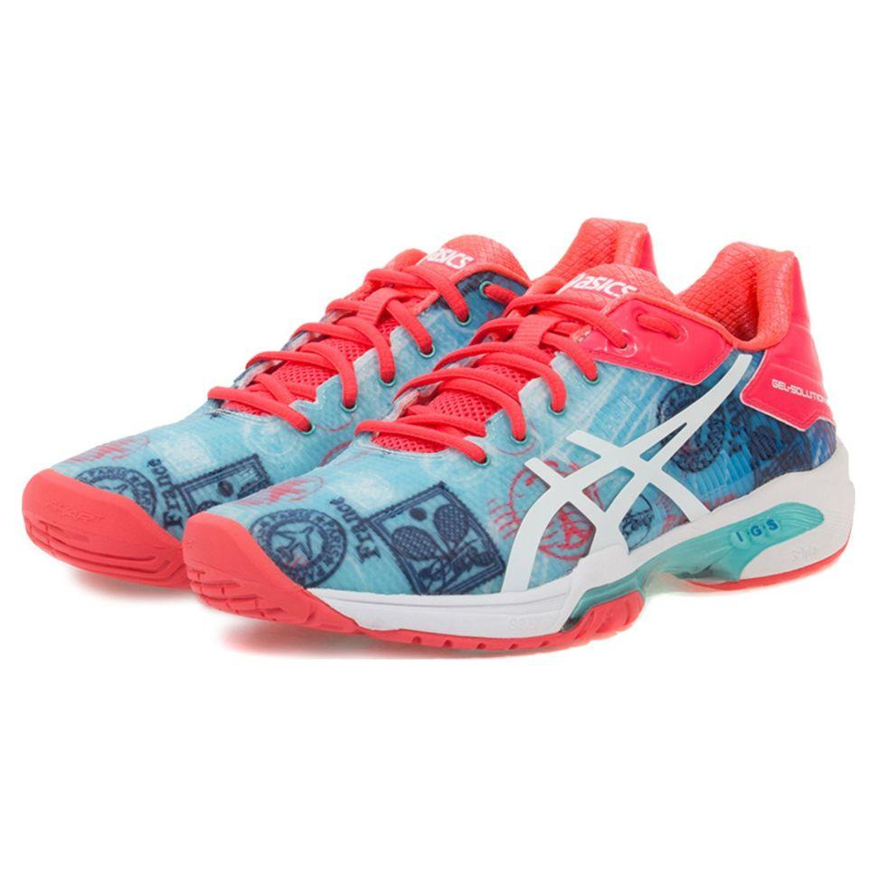 Жіночі кросівкі ASICS GEL SOLUTION SPEED 3 (W) E761N | 40.5E, 9 US, 25.75sm