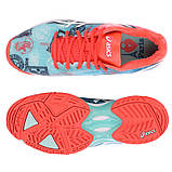 Жіночі кросівкі ASICS GEL SOLUTION SPEED 3 (W) E761N | 40.5E, 9 US, 25.75sm, фото 3