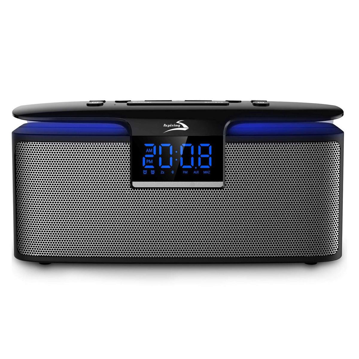 Bluetooth колонка Aspiring Shake 10 Fm Usb Led Будильник