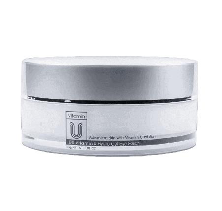 Патчи для глаз с витамином U и пептидами CU SKIN – Vitamin U Hydro Gel eye patch, 60шт, фото 2