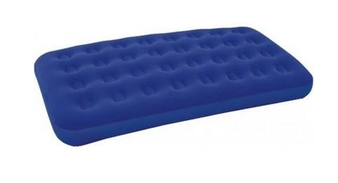Надувной матрас Bestway Flocked Air Bed, 188х99х22 см | Велюровый надувной матрас