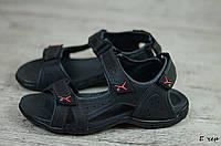 Мужские кожаные сандалии Ecco, фото 1