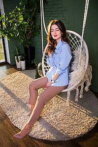 Женские брюки Мадонна беж