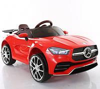 Электромобиль Tilly Mercedes EVA Red (T-7650)