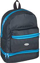 Рюкзак дошкольный Cool For School Dark Gray для мальчиков CF86085