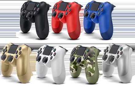 Геймпад Sony PlayStation 4 DualShock V2Glacier White