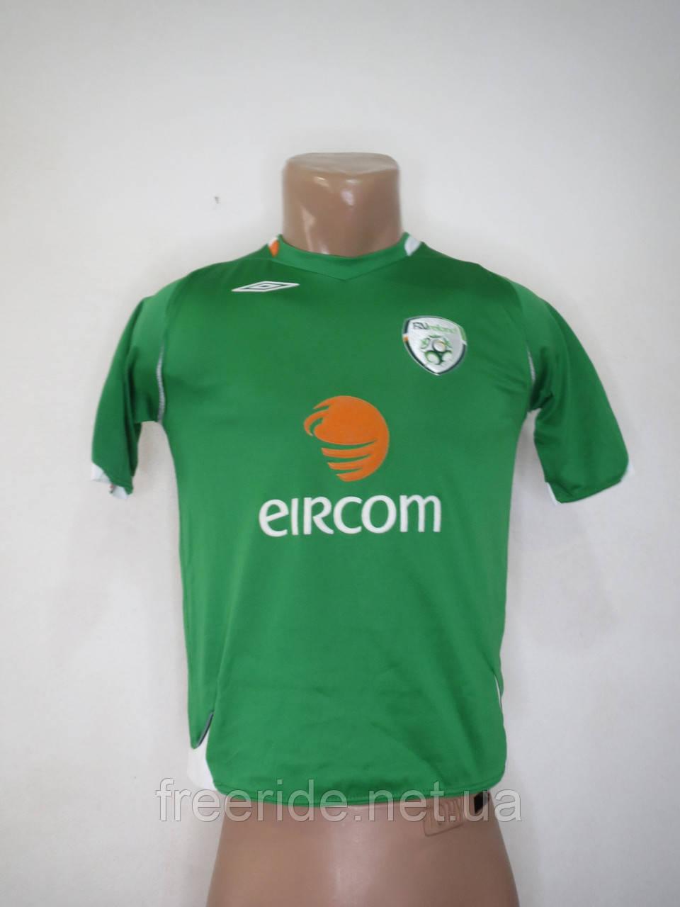 Дитяча футбольна футболка UMBRO (146)