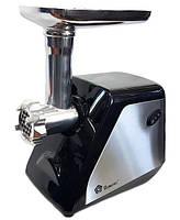 Мясорубка бытовая электрическая DOMOTEC MS-2023 3000W 3 в 1: Соковыжималка, мясорубка с реверсом, насадками.A1