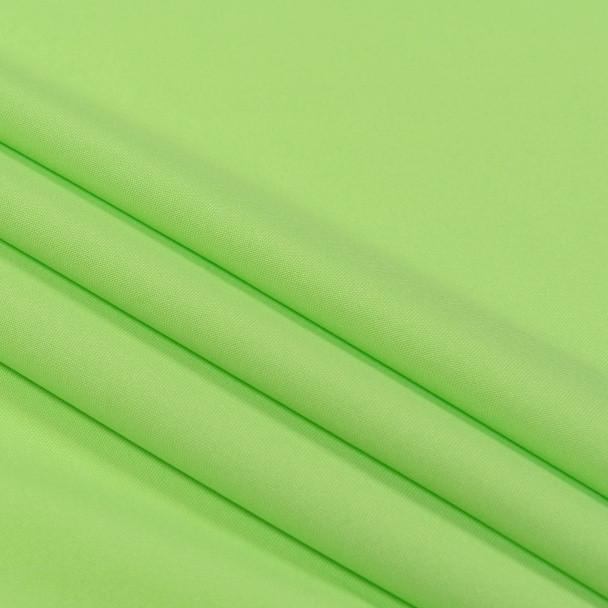 Трикотажное полотно Стрейч кулир, 30/1 Пенье, цвет - салатовый, в наличии, купить в Украине