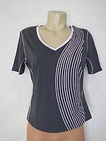 Женская спортивная футболка Crane (L) 44-46
