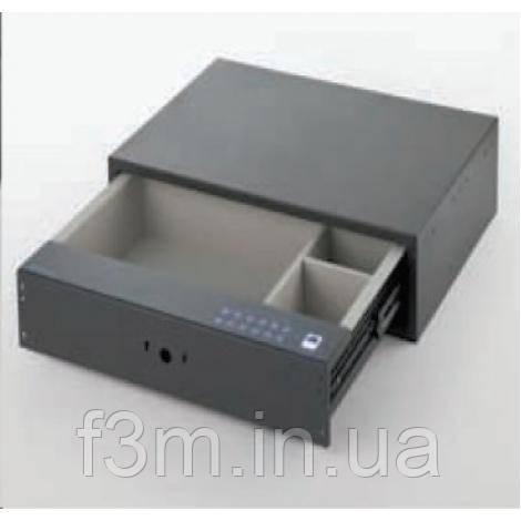 Сейф - Ящик со сканером отпечатка пальца, выдвижной (w=564 l=400 h=150 мм), Unihopper