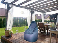 Кресло мешок XXL огромное кресло груша пуф оксворд 600д бескаркасное кресло пуфы 130см на 80 (без наполнителя)