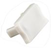 Заглушка для накладного LED профиля: Серая, Grass Hopper