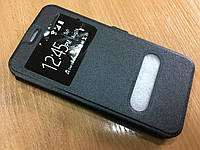 Чехол-книжка для Xiaomi Mi5X / MiA1 черный с информ.окном