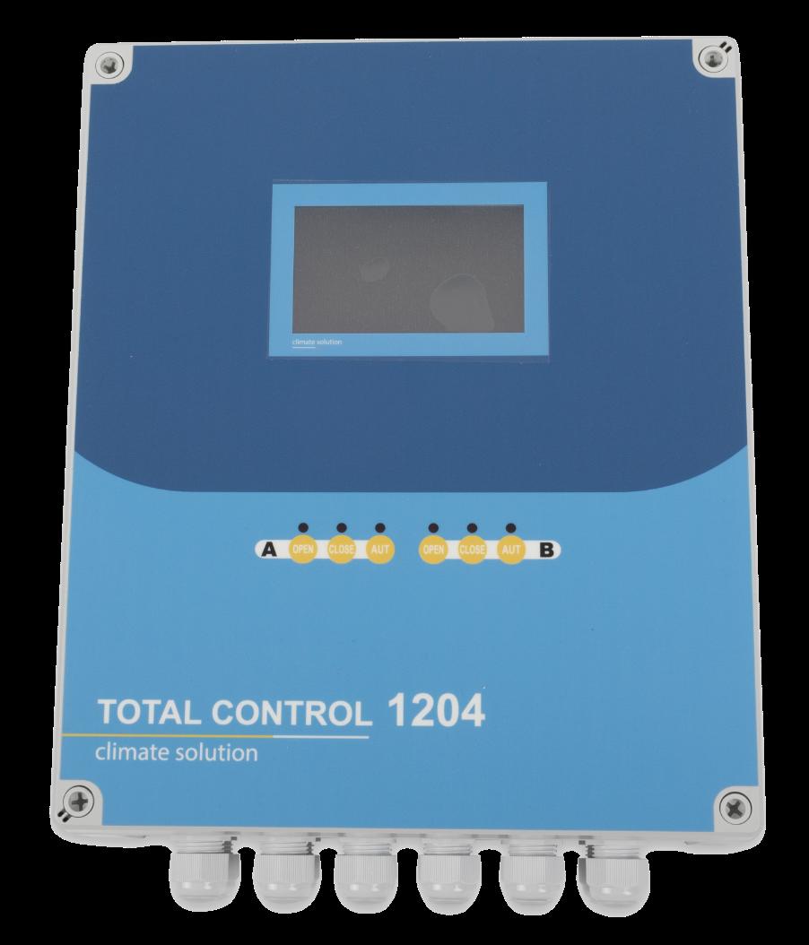 Компьютер TOTAL CONTROL 1204