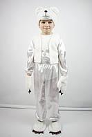 Карнавальный костюм Мишка №4 (белый)