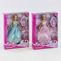 "Кукла Anlily 99029 ""Принцесса"" (48/2) с аксессуарами, в коробке"