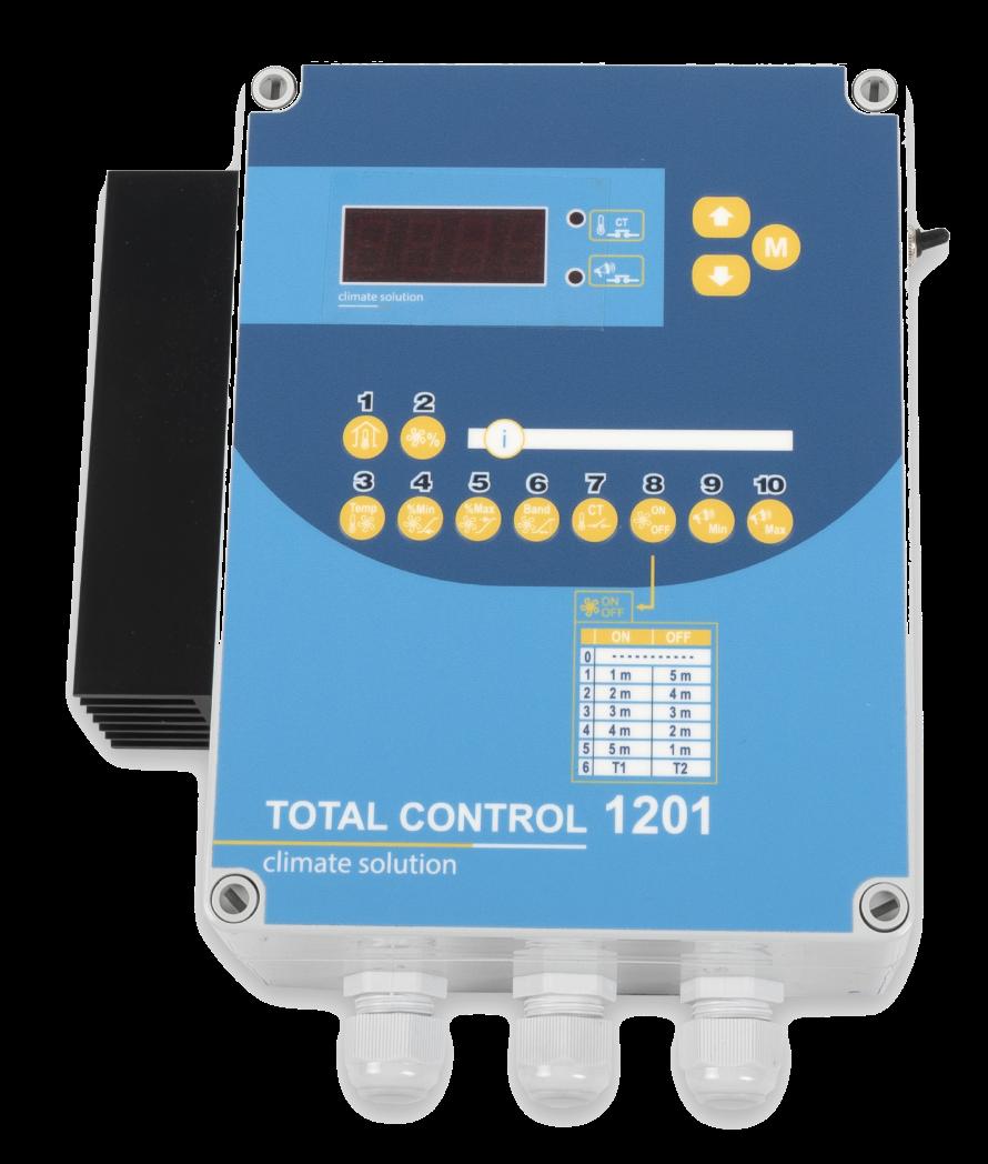 Компьютер TOTAL CONTROL 1201/25