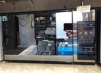 Мікрохвильова піч SAMSUNG 1100Вт/23л/електр.управл./чорна-перед-дзеркало/
