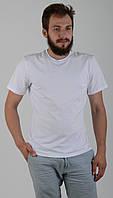 Базовая мужская футболка белая