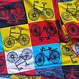 Труси чоловічі шовкові з велосипедами розмір 50, фото 4