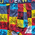Труси чоловічі шовкові з велосипедами розмір 50, фото 3