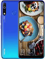 Смартфон Tecno Spark 4 (KC2) 3/32GB Vacation Blue Гарантия 12 месяцев, фото 2