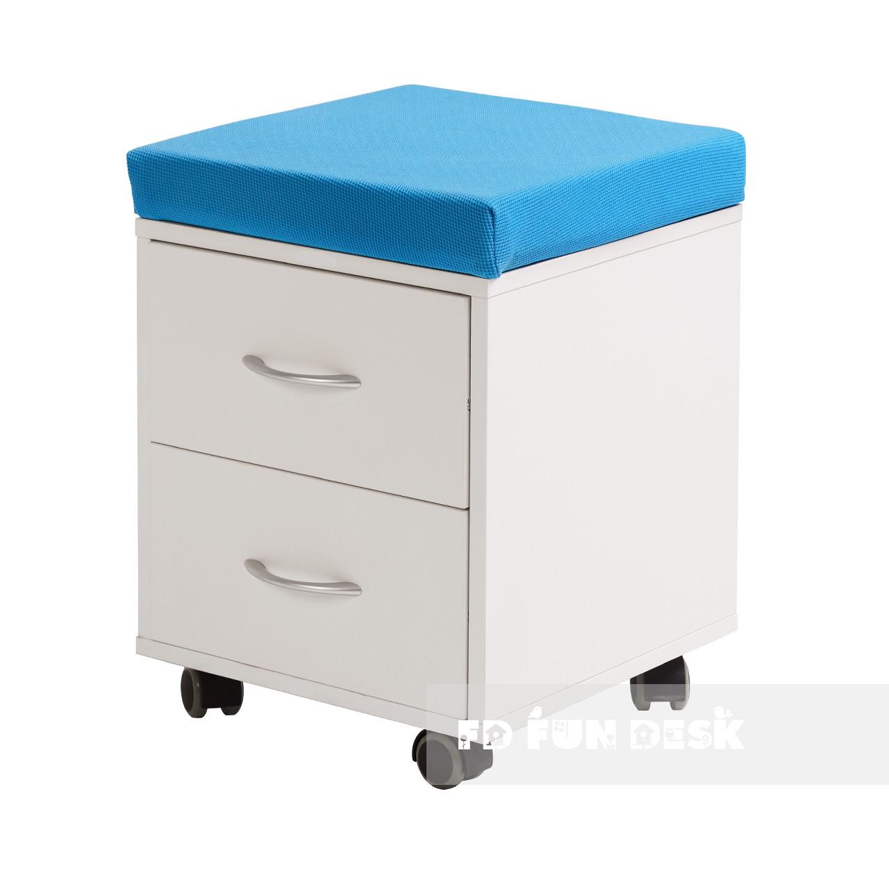 Детская тумбочка FunDesk SS15W Blue
