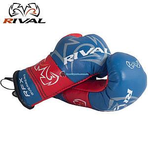 Мини-перчатки RIVAL RB-i1132 кожа пара