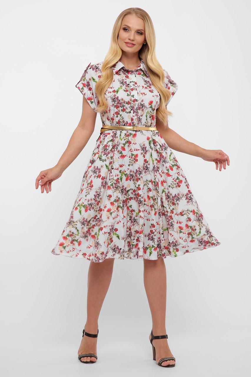 Платье Альмира белое