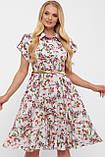 Платье Альмира белое, фото 8