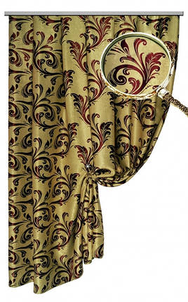 Ткань Блэкаут Катрин  (двухсторонняя)№6, фото 2