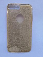 Чехол iPhone 7/8 Plus Dream Gold