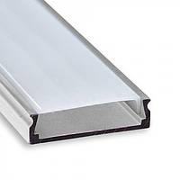 Накладний профіль 2 метри для світлодіодної стрічки Feron CAB263