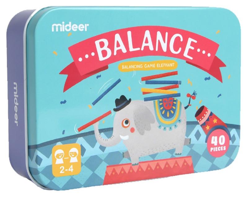 Игра «Слоник-балансир» Mideer (MD1050)