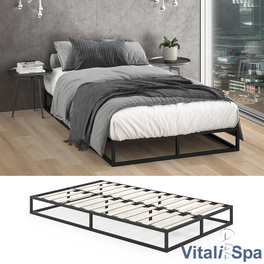 Кровать в стиле лофт 120x200 VitaliSpa Mattia