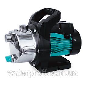 Насос відцентровий самовсмоктуючий 0.6 кВт Hmax 35м Qmax 50 л/хв (нерж) LEO (775315)