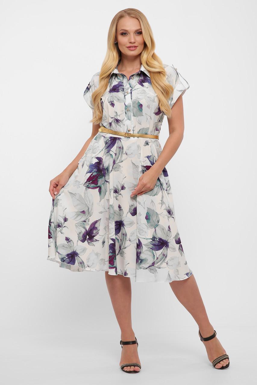 Платье Альмира минт