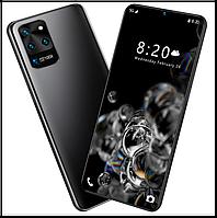 Смартфон S20U чёрный память 8 + 256G 7,5 огромный экран батарея 6800 черный, фото 1