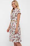 Сукня Альміра пудра, фото 2