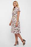 Сукня Альміра пудра, фото 3