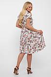 Сукня Альміра пудра, фото 6