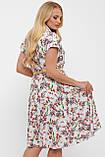 Сукня Альміра пудра, фото 7