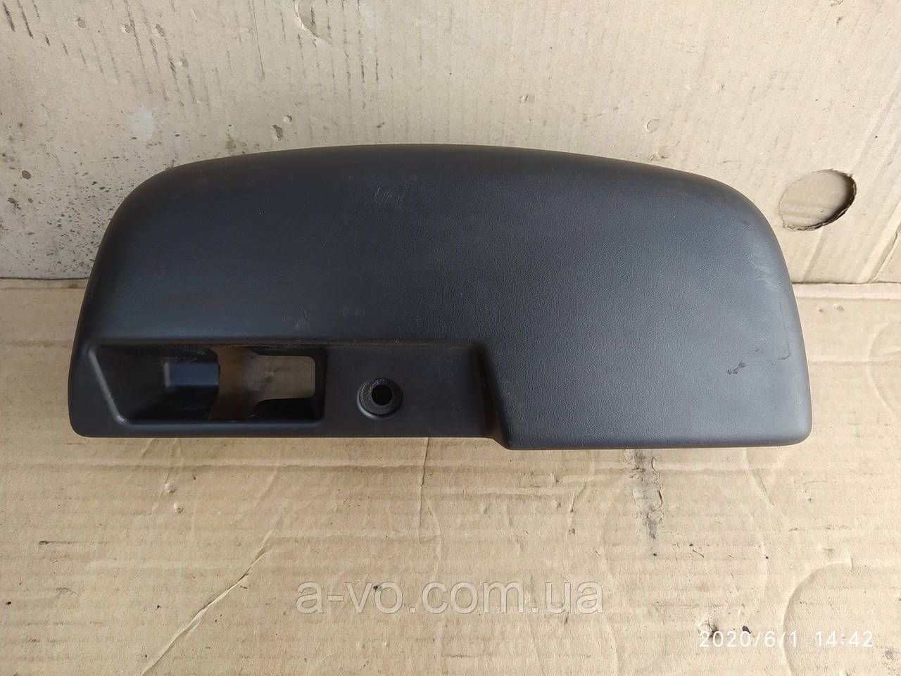 Накладка молдинг стеклоочистителя Peugeot 206  9642827677