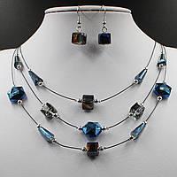 Набор бижутерии Ожерелье и серьги БижуМир