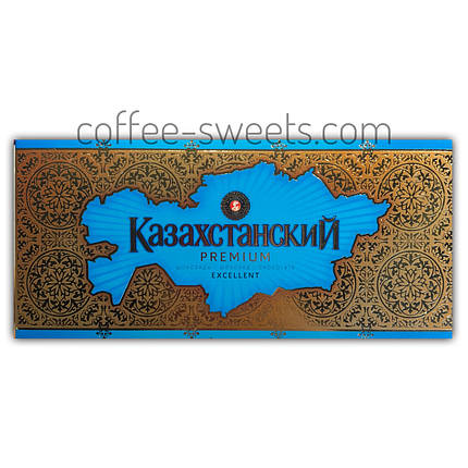 Шоколад Казахстанский Premium Excellent 100 гр, фото 2