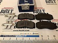 Колодки тормозные (передние) MB 609-814/Vario (0252983521) (A0014201520) (A6694200020) (Meyle)